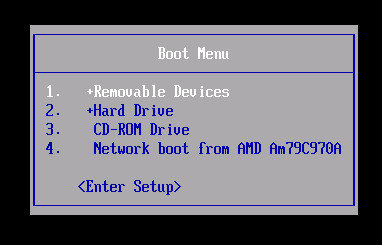 HP Computer Boot Menu Key in Windows 8/8 1/10