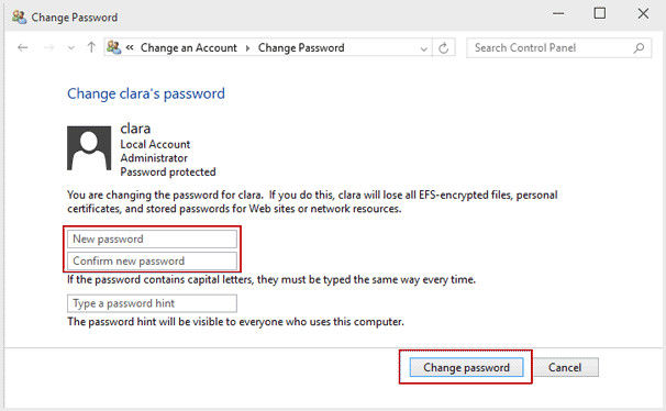 3 Ways to Reset Administrator Password on HP Laptop