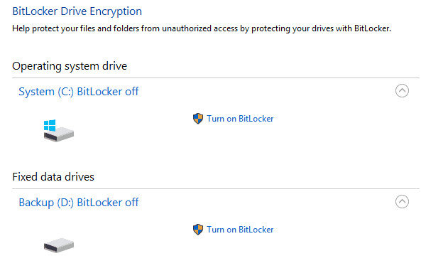 Top 3 Ways to Turn Off BitLocker of Windows 10