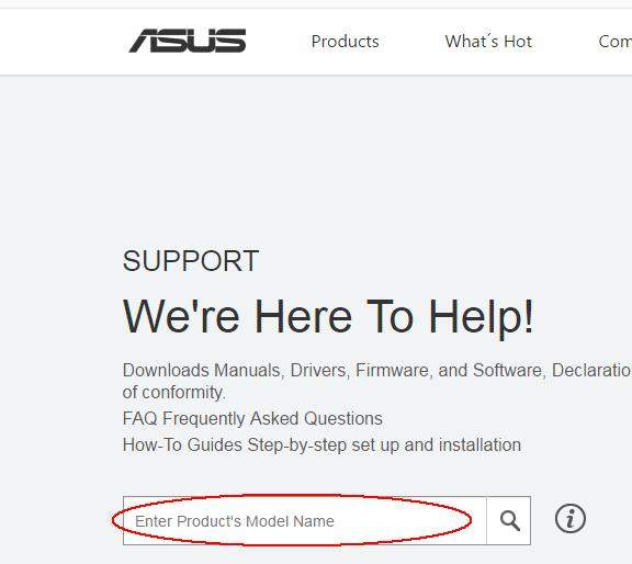 How to Fix Touchpad Not Working with Asus Windows 10