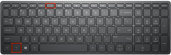 toshiba keyboard fn key drivers