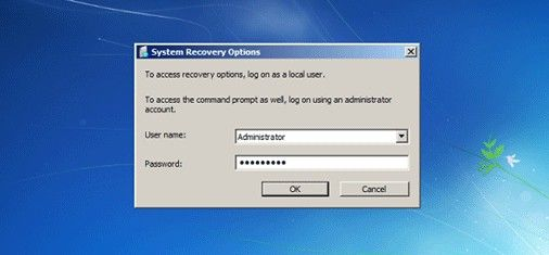 how to reset your password on a samsung laptop