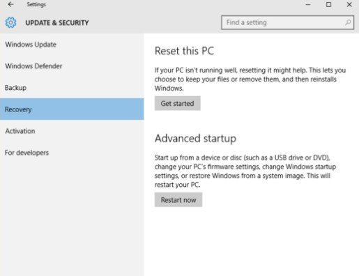 Top 2 Ways to Factory Reset Windows 10 HP Laptop