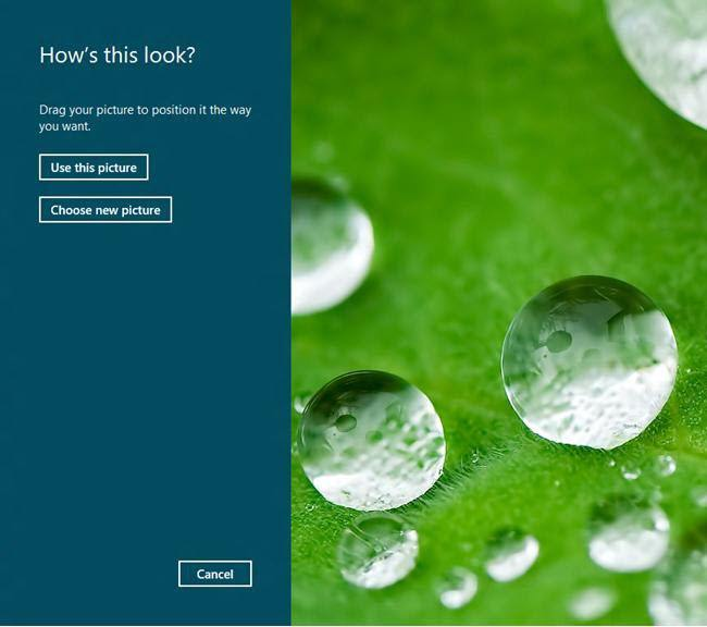 create picture password for windows 8