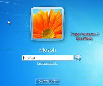 How To Break Windows 7 Password From Safe Mode