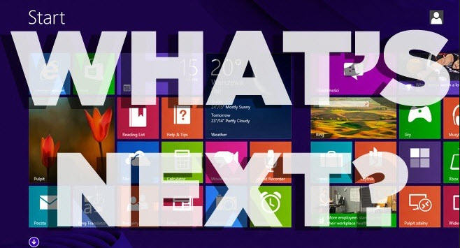windows 8.2 rumors