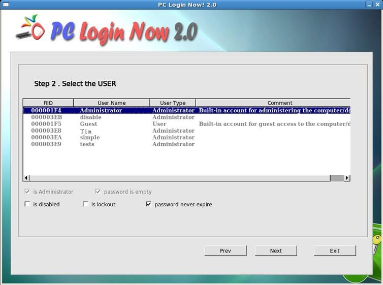 free windows 8.1 administrator password recovery tool