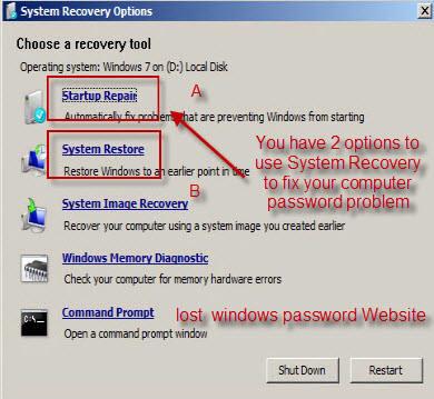 Windows password bypass - how to easily bypass Windows password