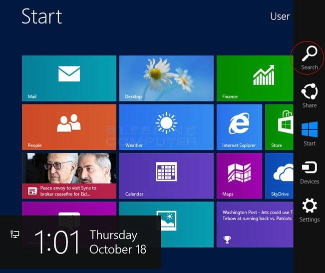 disable windows 8 lock screen