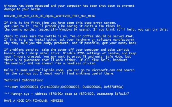 10 Common Windows 10 Blue Screen Error Codes (STOP Codes) and How to