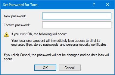 change password local users4