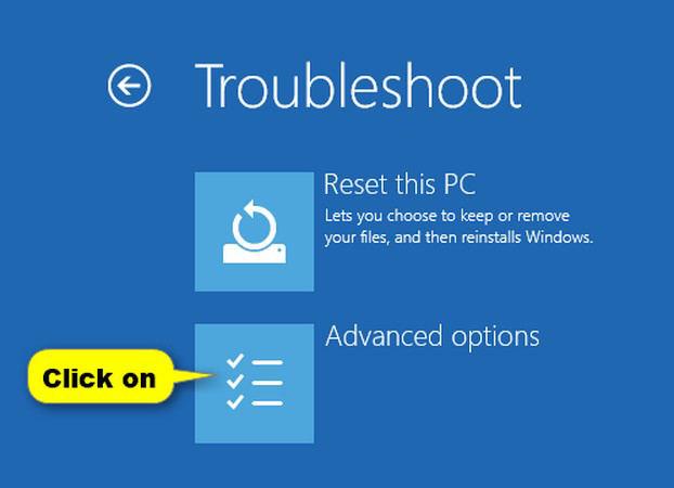 How to Run Windows 10 Startup Repair