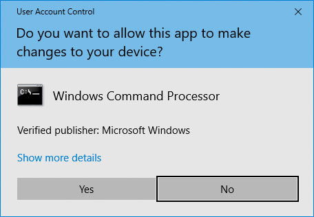 3 Ways to Fix System error 5 has occurred Error on Windows 10/8/7