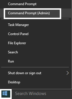 control panel wont open in windows 10