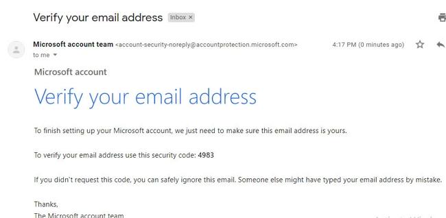 copy security code