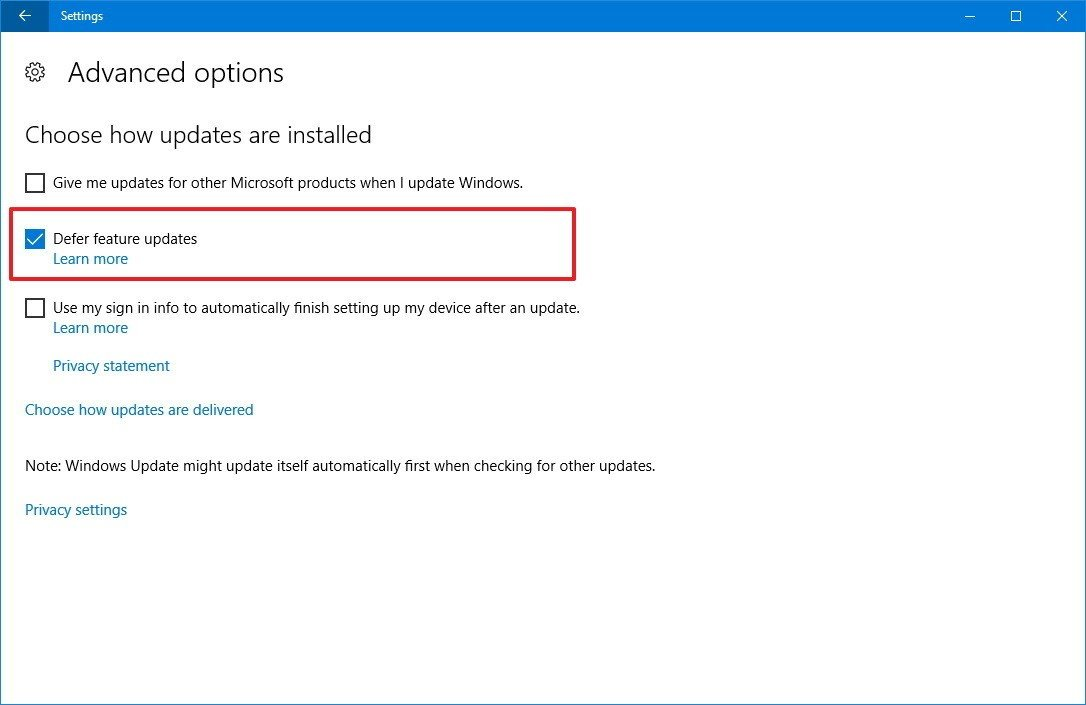 Top 5 Solutions to Fix Windows 10 Update Error 0x80240fff