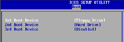 Top 4 Ways to Fix Disk Boot Failure Insert System Disk and