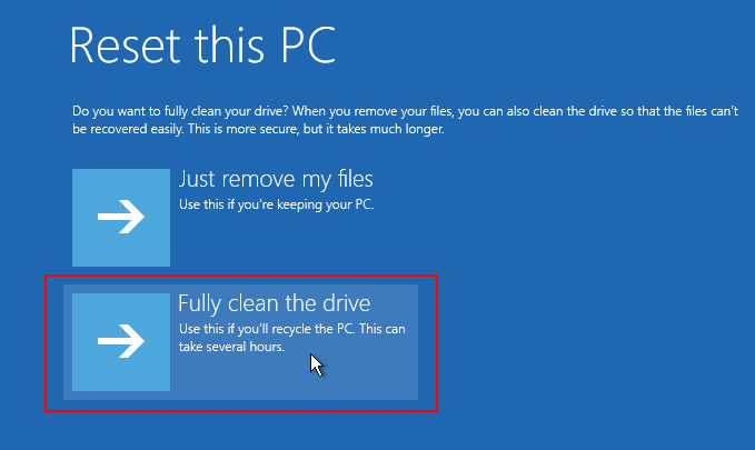Easy Guide to Reset Windows 10 and Remove Everything