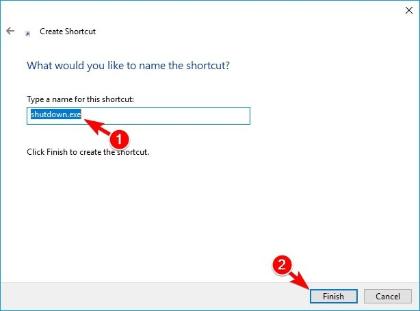 laptop shortcut