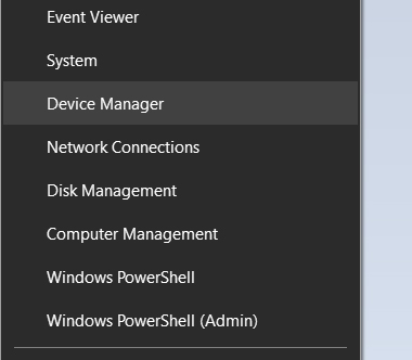 launch device manager