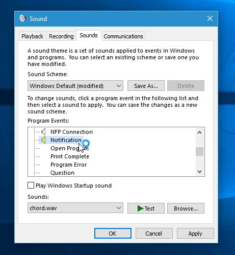 Solved] Windows 10 Notification Sound Not Working