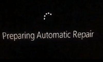 Windows 10 loading screen