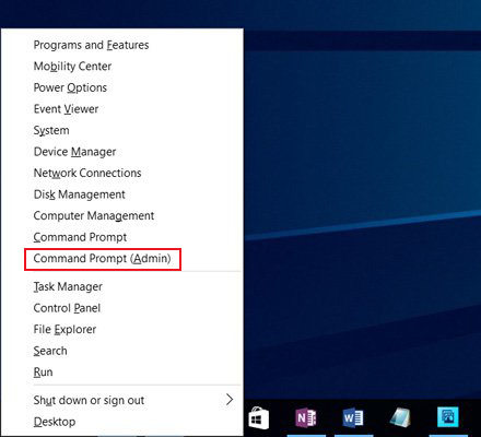 Solved] Reset Windows 10 Password with Command Prompt