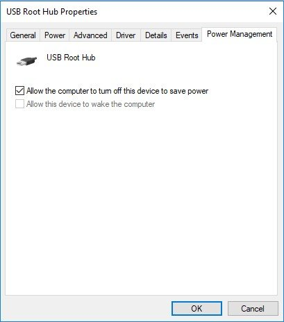 device not detected after windows 10 update