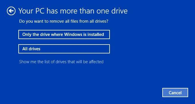 Windows 10 remove system partition