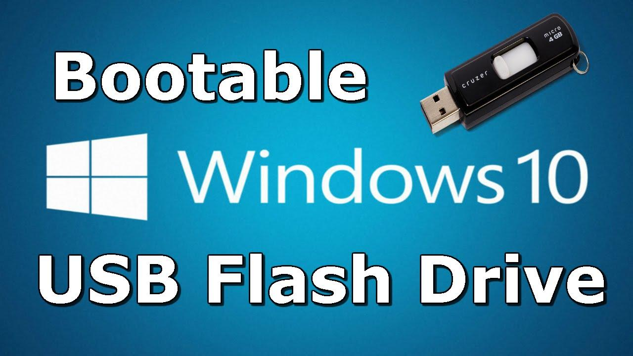 Top 3 Windows 10 USB Bootable Software