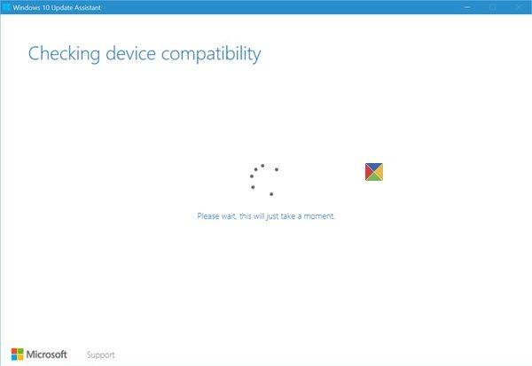 windows 10 upgrade assistant 2