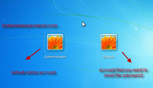 windows 7 password reset cmd youtube