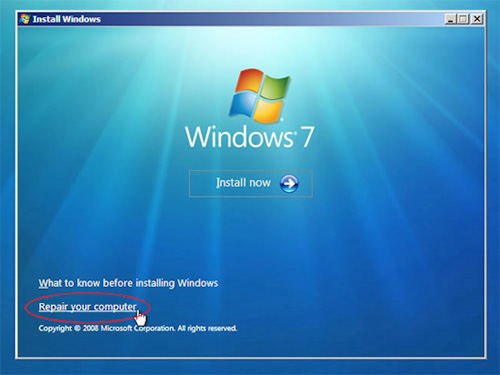 Top 5 Ways to Fix Windows 7 Error 0xc00000e9