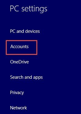 change local account to microsoft account in windows 8.1