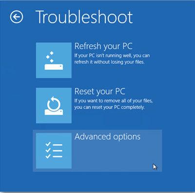 laptop slow boot up windows 8.1