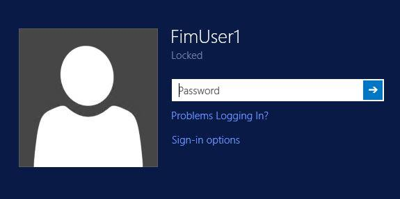 problems logging in on the sign-in screen