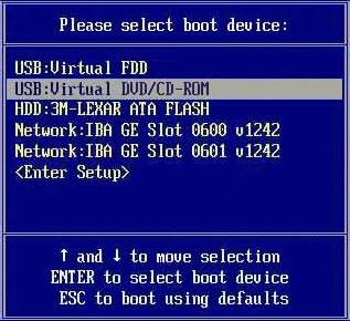 boot password locked pc from usb flash drive