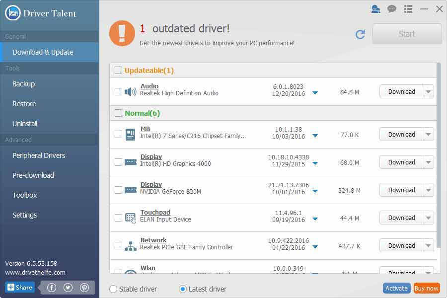 Full Solutions to Guide You Install Drivers without Internet