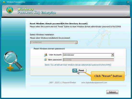 How to Hack Windows 7 Administrator and User Password